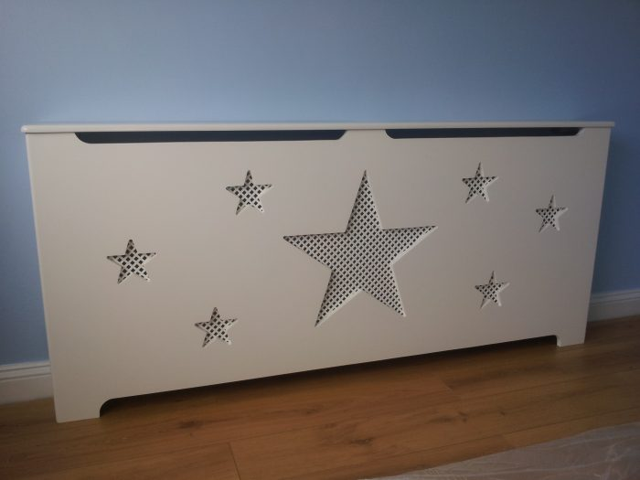 stars radiator cover